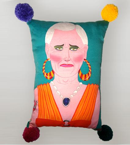 Pillow Pence