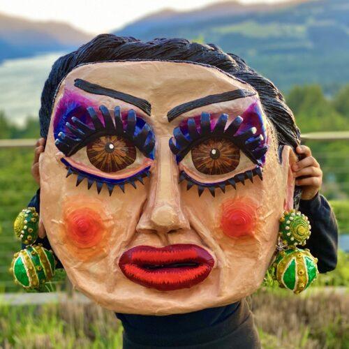 Oversized Mask